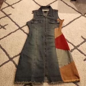 Azzure denim dress